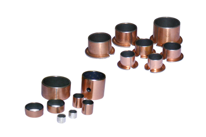 Bushes and flange bushes