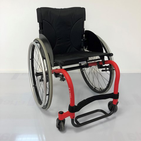 ADL Kuschall (dancing) wheelchairs